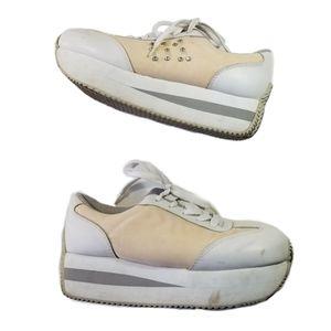 Vintage Xhilaration Platform Sneakers